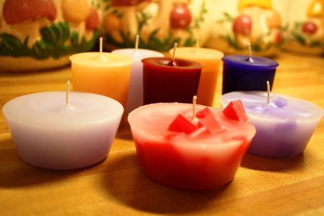 Видео как сделать свечу своими руками 138