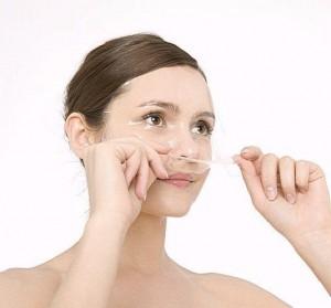 маска из желатина от морщин