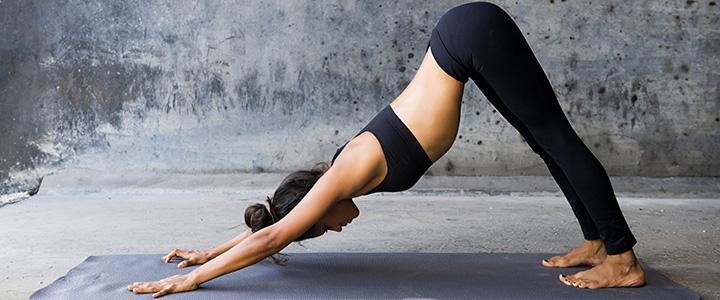 Йога для похудения – виды и упражнения
