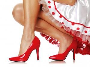 Польза каблуков