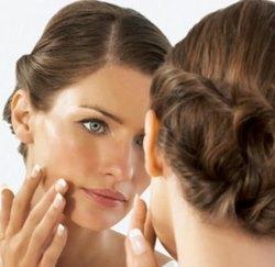 Как высушить кожу лица