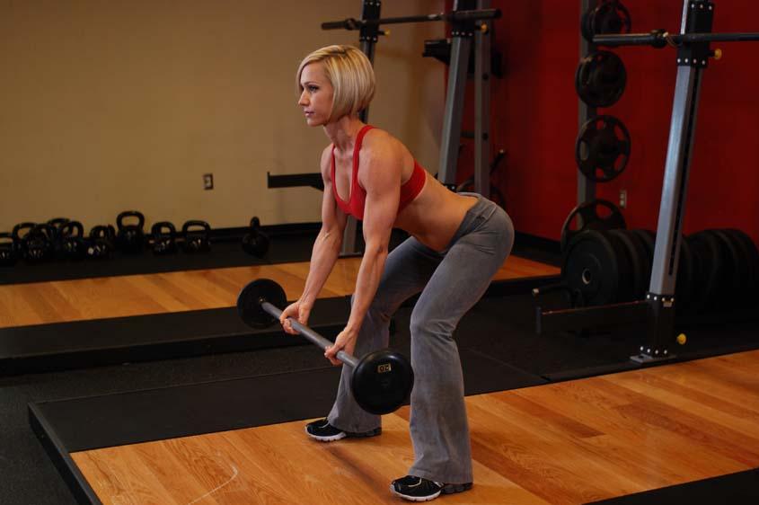 Как накачать мышцы бедра