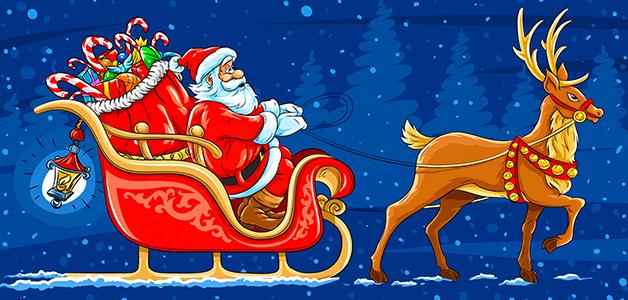 Как написать письмо Деду Морозу - образец и правила