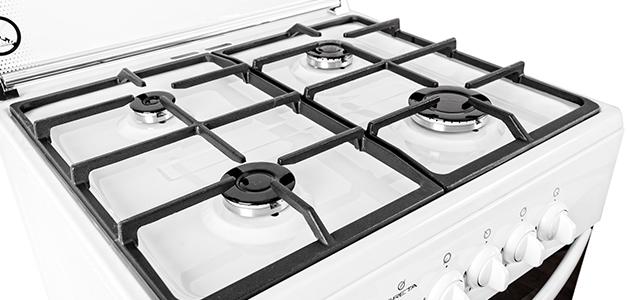 Как почистить газовую плиту в домашних условиях