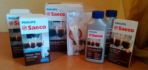 Как очистить кофемашину Saeco