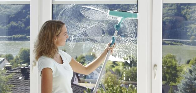 помыть окна без разводов в домашних условиях