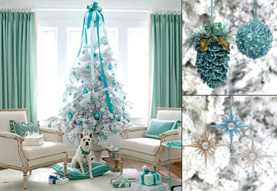 Каким цветом украсить елку