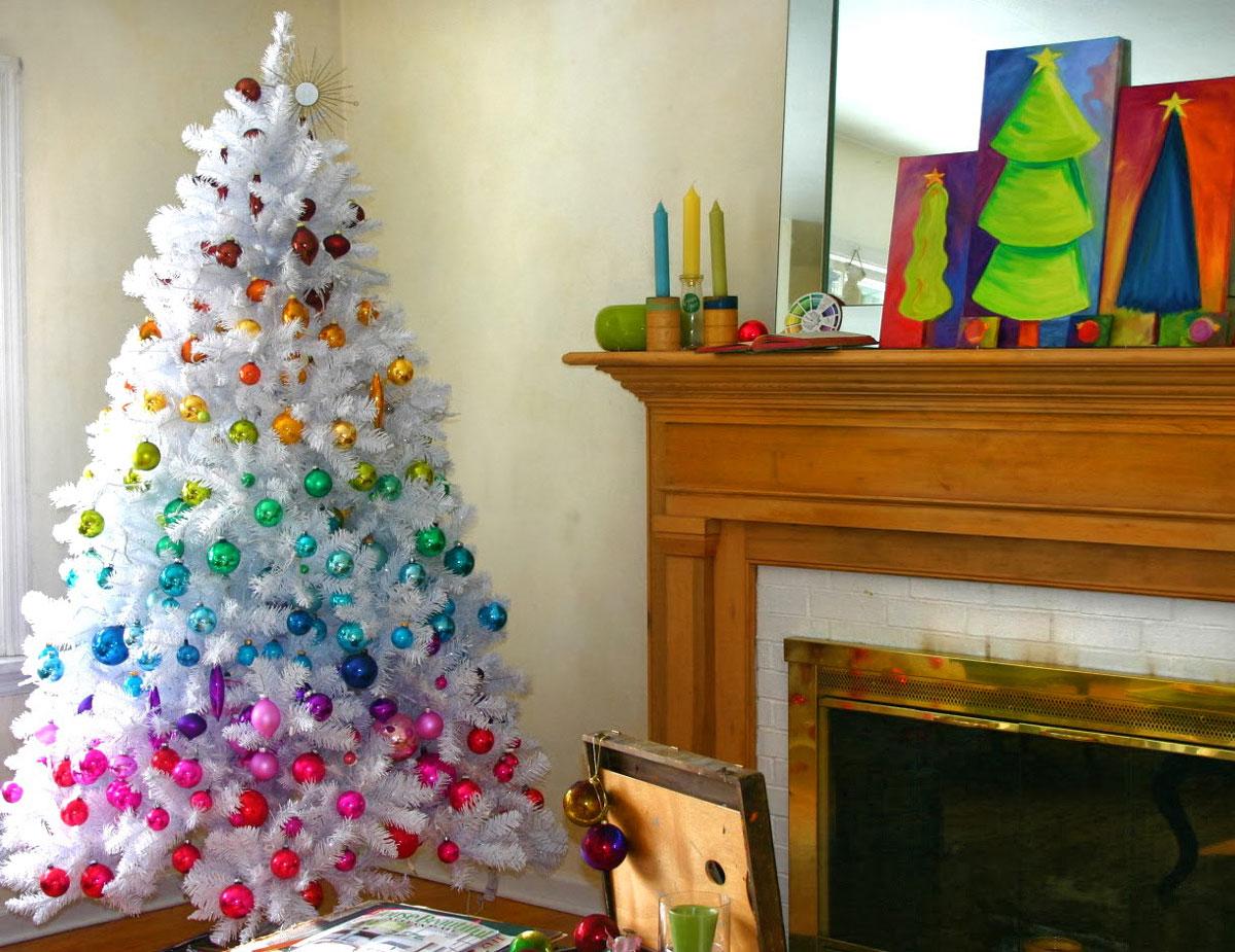 Красивые новогодние елки для каждого