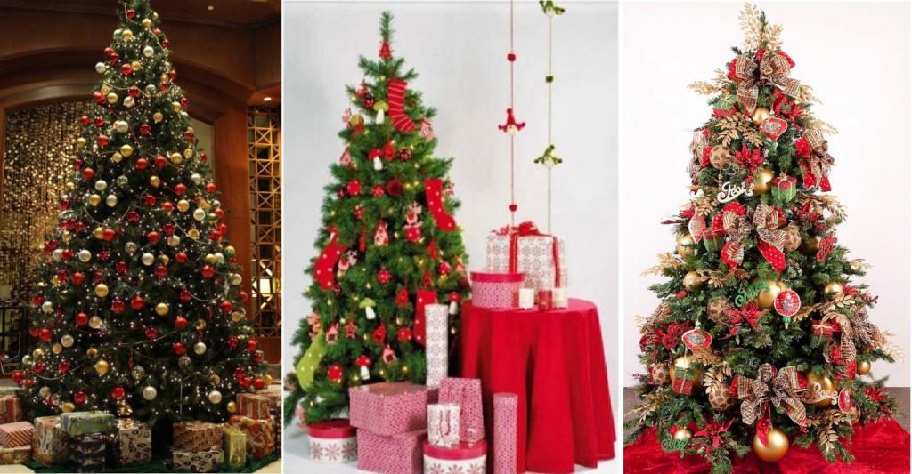 Как украсить елку дома