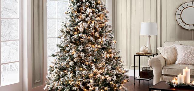 выбрать елку для дома