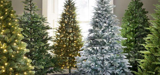 выбрать искусственную елку