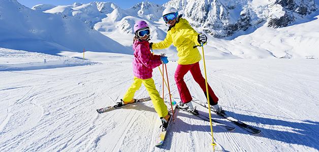Как выбрать лыжи - советы для взрослых и детей