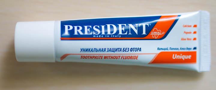 Зубная паста для взрослых