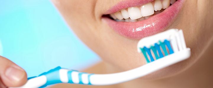 Правильная зубная паста