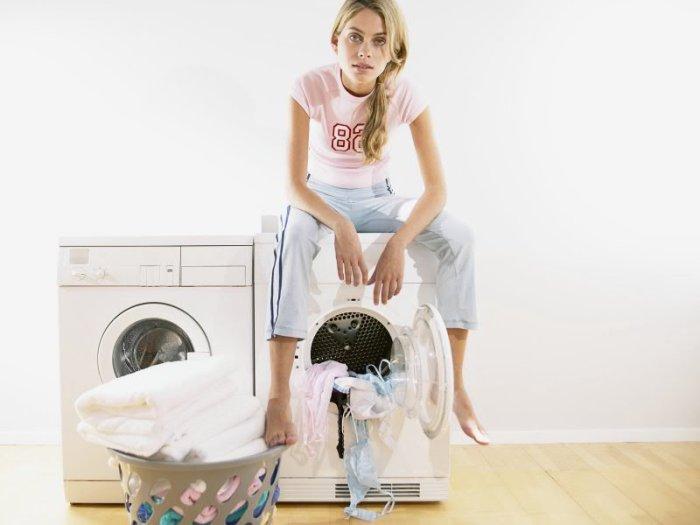 Вывести пятна в домашних условиях