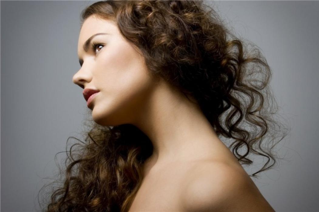 Как сделать кудрявые волосы