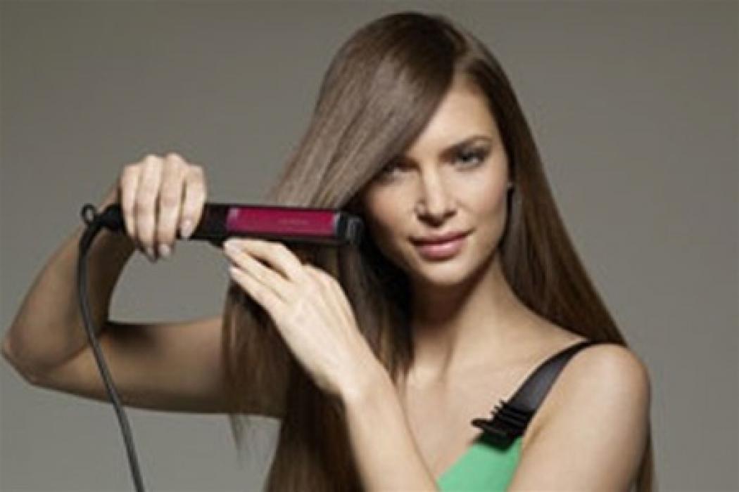 Можно выпрямить волосы домашних условиях