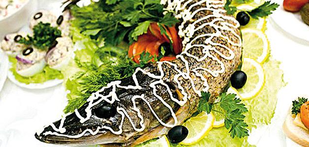 Приправа для запеченной рыбы