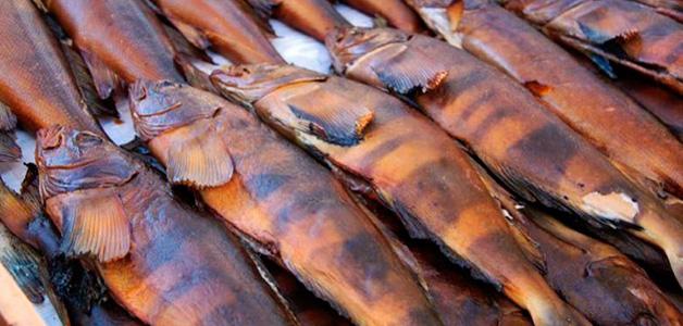 Приправы для копченой рыбы