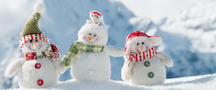 Зимние каникулы в 2018-2019 году