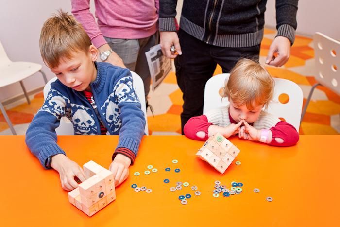 Осенние каникулы с ребенком в Москве
