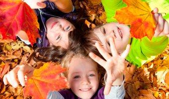 Куда сходить с ребенком на осенних каникулах 2015 – популярные места развлечений