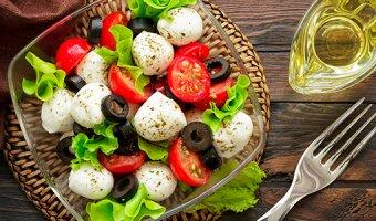 Капрезе – пошаговые рецепты итальянского салата