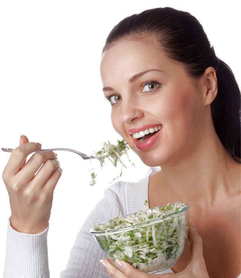 Как есть капусту чтоб похудеть