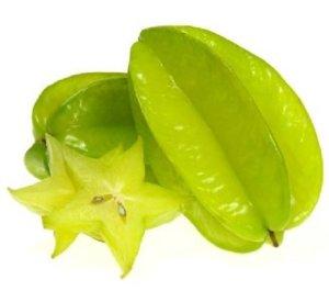 Недозрелый плод карамболы