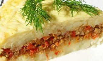 Картофельная запеканка – 2 домашних рецепта