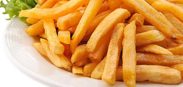 Рецепты с картошки фри в домашних условиях