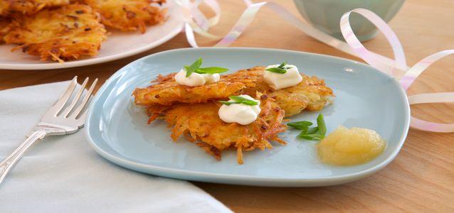 Драники рецепт из картошки классические пошагово
