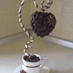 кофейное сердце 8