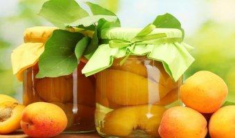 Компот из абрикосов – рецепты летнего напитка