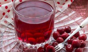 Компот из вишни – 5 вкусных рецептов