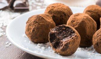 Конфеты из фиников – 4 рецепта сладости