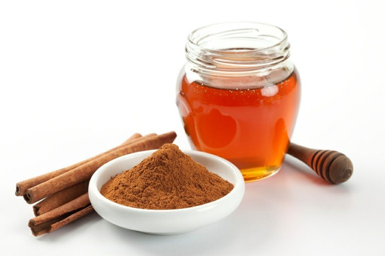 Корица и кофе для похудения
