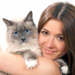 Как кошки лечат болезни у человека