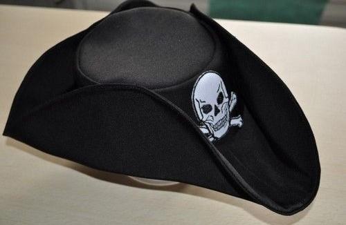 Пиратскую шляпу своими руками из бумаги видео