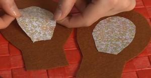 Костюм конфетки для девочки на Новый год