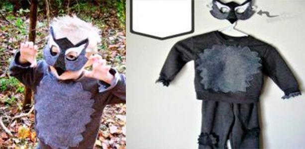 Новогодние костюмы для мальчиков своими руками