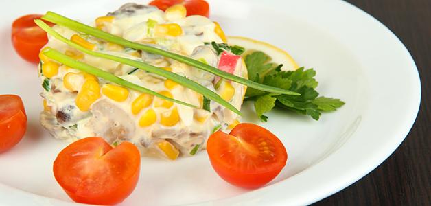 Крабовый салат - классические и оригинальные рецепты