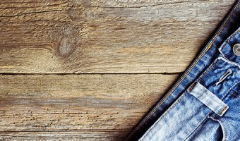 Красятся джинсы – спасаем новую вещь