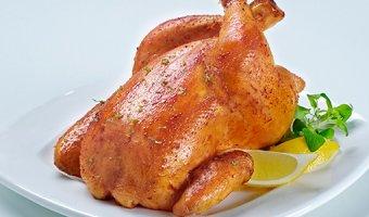 Курица на соли – вкусные рецепты приготовления блюда