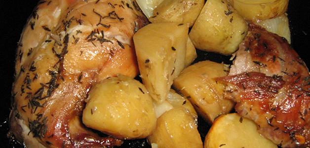 Кролик в духовке рецепты с фото
