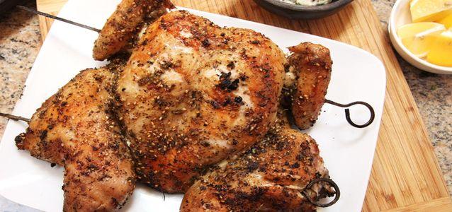 Курица на мангале рецепты