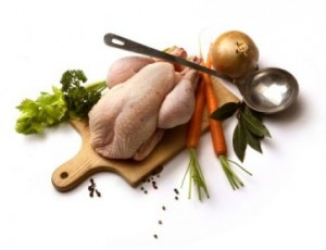 рацион куриной диеты
