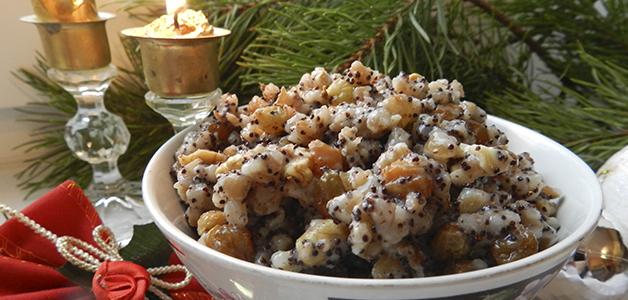 Рецепт кутьи на Рождество