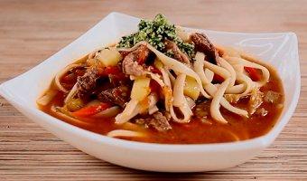 Лагман в домашних условиях: рецепт азиатского блюда