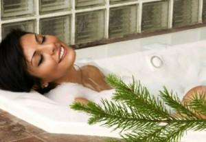 ванны от остеохондроза